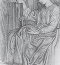 Rossetti Dante Gabriel Silence