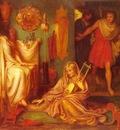 Rossetti Dante Gabriel The Return Of Tibullus To Delia