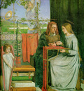 The Childhood of the Virgin