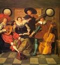 HALS Dirck Musicians