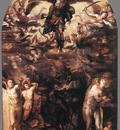 BECCAFUMI Domenico Fall Of The Rebellious Angels