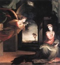 BECCAFUMI Domenico The Annunciation