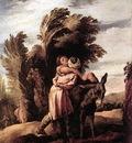 FETI Domenico Parable Of The Good Samaritan
