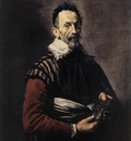 FETI Domenico Portrait Of An Actor