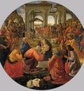 ghirlandaio domenico adoration of the magi