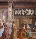 GHIRLANDAIO Domenico Birth Of Mary