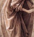 GHIRLANDAIO Domenico Study Of Garments