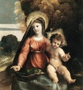 DOSSI Dosso Madonna and Child