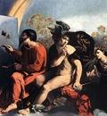 Jupiter Mercury and the Virtue WGA