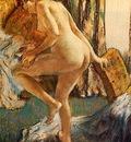 Degas Edgar After the Bath2