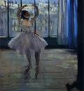 Degas Edgar Dancer At The Photographers