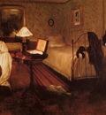 Degas Edgar Interior aka The Rape