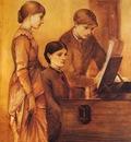 Burne%20Jones Sir Edward Coley Portrait Group Of The Artists Family