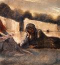 Burne Jones Edward Coley Le Chant D Amour