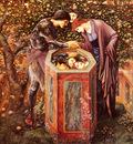Burne Jones Sir Edward The Baleful Head
