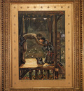 Burne Jones The Merciful Knight