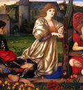 Burne Jones Le Chant d Amour Song of Love