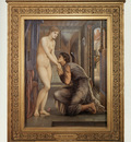 Burne Jones Pygmalion and the Image IV The Soul Attains