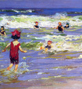 Pothast Edward Little Sea Bather