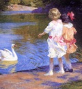 Pothast Edward The Swan