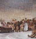 Long Edwin Longsden An Egyptian Feast