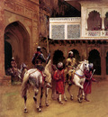 Weeks Edwin Indian Prince Palace Of Agra