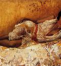 Weeks Edwin Lord Moorish Girl Lying On A Couch