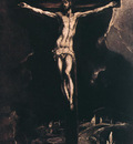 el greco christ on the cross 1585