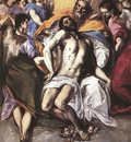 el greco the holy trinity