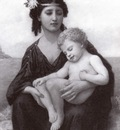 Bouguereau Elizabeth By the Seashore1