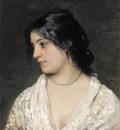 Blaas Eugen von The Pearl Necklace