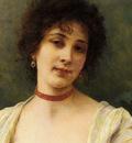 Blass Eugene De An Elegant Lady