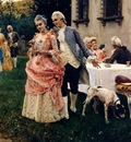 Andreotti Federico An Afternoon Tea
