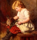 Schlesinger Felix The Pet Rabbit
