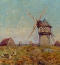 Puigaudeau Ferdinand du Breton Landscape