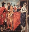 Lippi Filippino Four Saints Altarpiece c1483