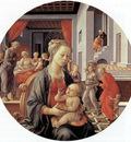 Lippi Filippino Madonna and Child