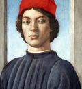 Lippi Filippino Portrait of a youth