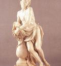 PARODI Filippo Christ At The column