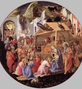 LIPPI Fra Filippo Adoration Of The Magi
