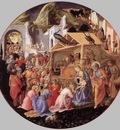 LIPPI Fra Filippo Adoration Of The Magi