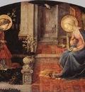 lippi fra filippo annunciation 1445 50