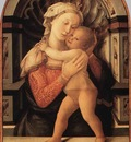 LIPPI Fra Filippo Madonna And Child