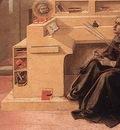 LIPPI Fra Filippo Vision Of St Augustine