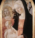 FRANCESCO DI GIORGIO MARTINI Madonna And Child With An Angel