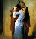Hayez Francesco The Kiss