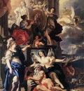 SOLIMENA Francesco Allegory Of Reign