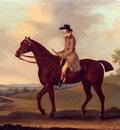 Sartorius Francis A Horseman In A Landscape