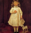 Duveneck Frank F  B  Duveneck as a Child
