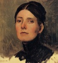 Duveneck Frank Portrait of Elizabeth Boott